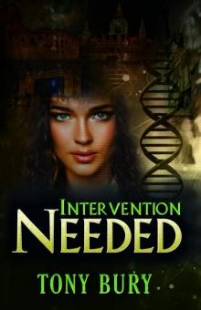 Intervention Needed (Intervention Series, #2)