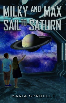 Milky and Max Sail to Saturn