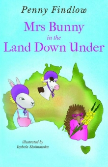 Mrs Bunny in the Land Down Under