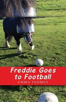 Freddie Windsor Goes to Football