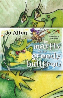 The Mayfly and The Greedy Bullfrog
