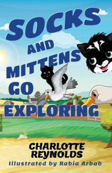 Socks and Mittens go Exploring