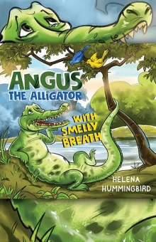 Angus The Alligator with Smelly Breath