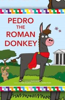 Pedro the Roman Donkey