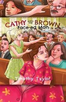 Cathy and the Brown Face-ed Man