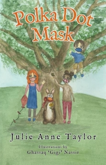 Polka Dot Mask