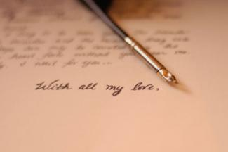 How to write an amazing love letter